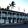 Pioneer Inn in Lahaina Maui Hawaii was built in 1901