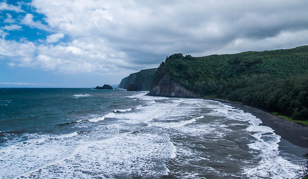 Pololu Valley - Big Island - December 2006
