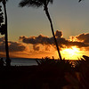 Sunset in Maui Hawaii 21