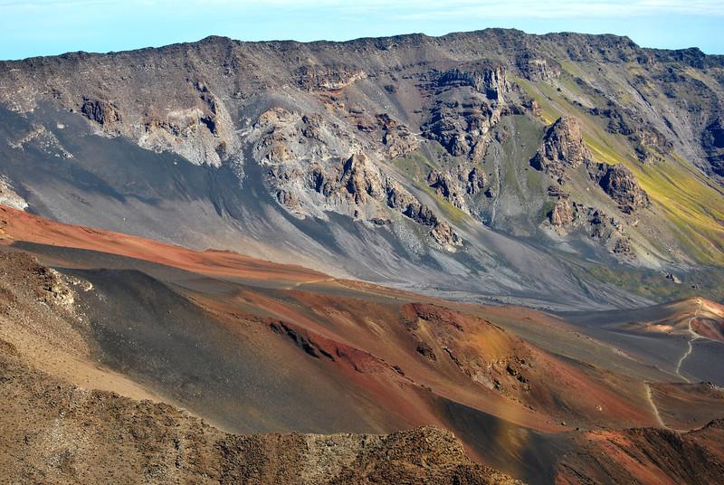 Haleakala National Park in Maui