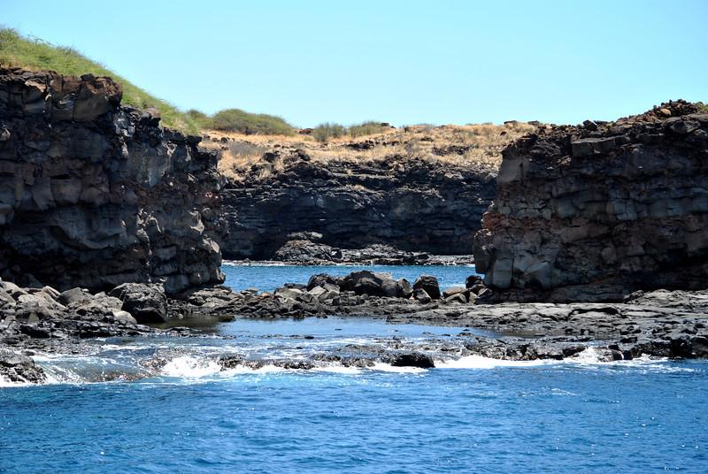 Snorkeling at Lanai near Maui Hawaii 3