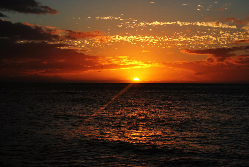 Sunset in Maui 4
