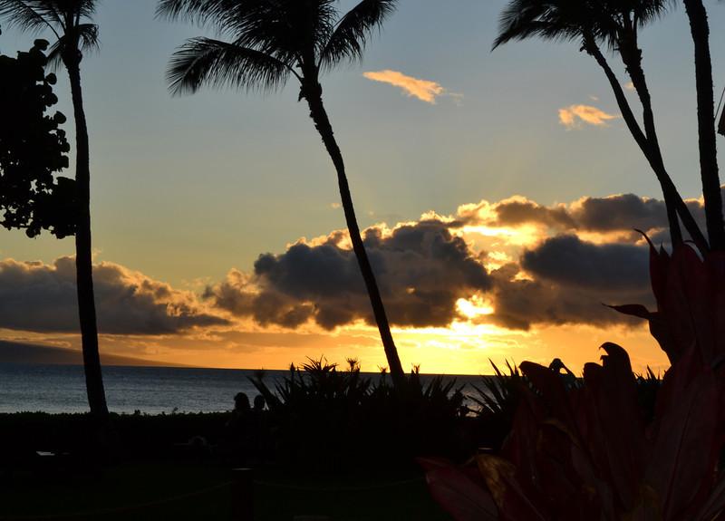Sunset in Maui Hawaii 20