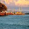 Lahaina Harbor in Maui Hawaii 3
