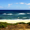 North Shore Beach in Oahu