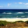 North Shore Beach in Oahu