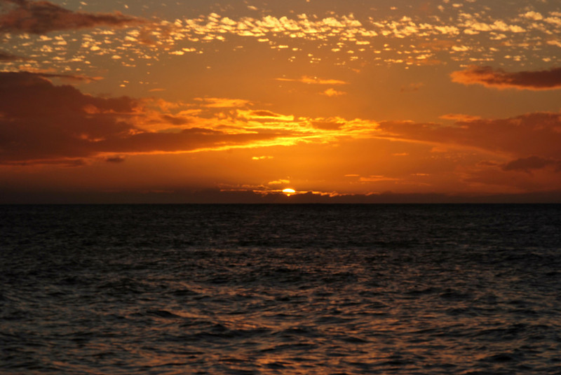 Sunset in Maui 5