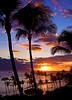 Kaanapali sunset, Maui  ©Tomás del Amo 2009