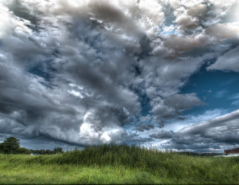 Sky Clouds HDR