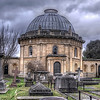 Brompton Cemetery Chapel, London