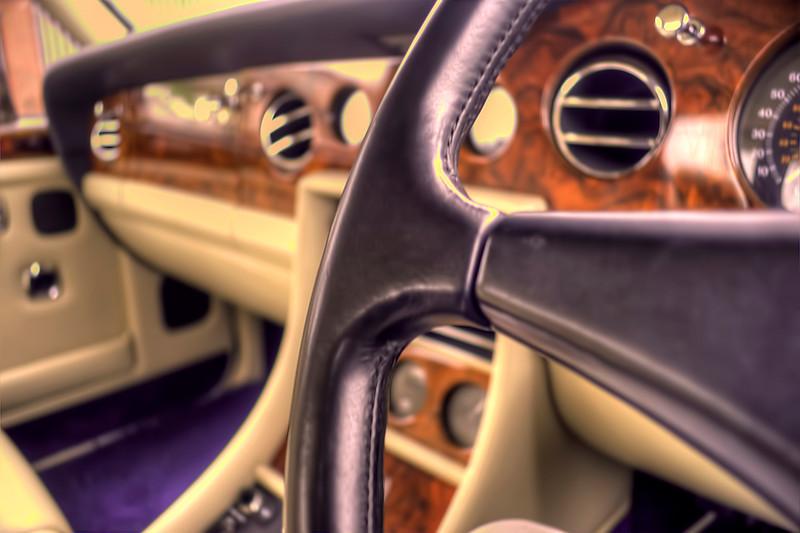 Bentley Turbo R Dash