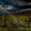 Moonrise over Taos Pueblo