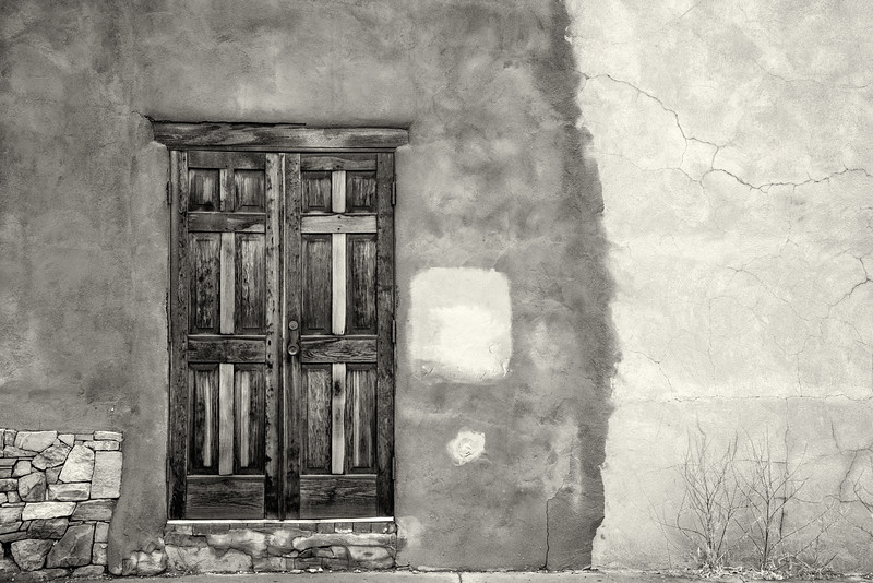 Santa Fe Door