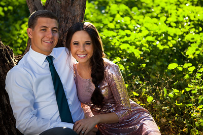 Engagement portraits, Coons Bluff, Mesa, Arizona