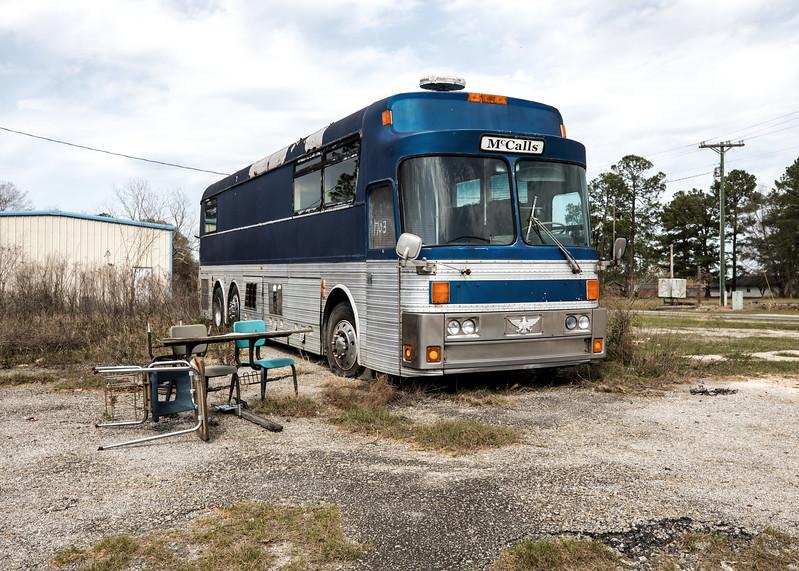 Route 221 - between Hazelhurst and Douglas, GA