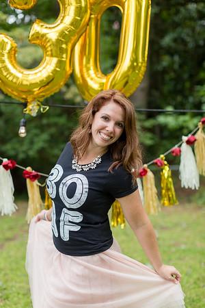 Heather's 30th Birthday