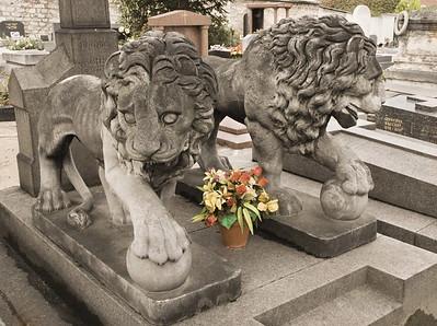 Montparnasse Cemetery #4