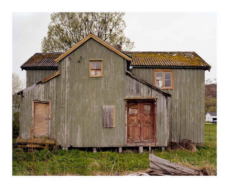 Hamnvik, Ibestad
