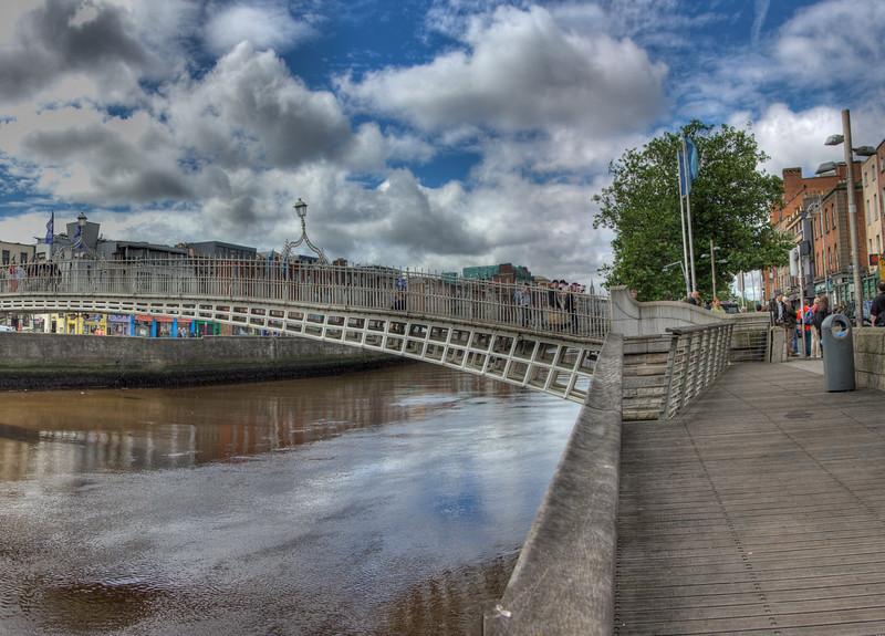Dublin Boardwalk