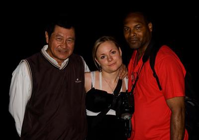 Steve Yap from Scottsdale,  Arizona, Ola  , Anthony George