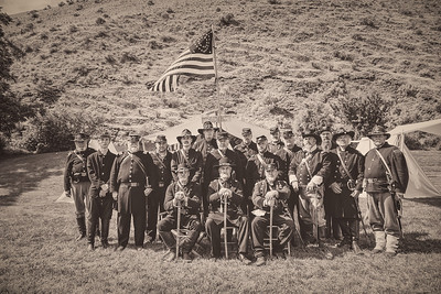 Brigade Staff and Officers