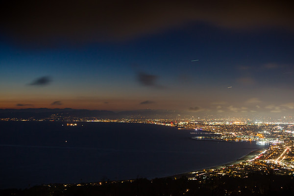 I am not exactly sure where in the night sky I need to look, so I have opted for a location with a panoramic view