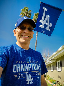 I defintely am excited to see if we can repeat as World Series champions this year...and that might be enough incentive for me to return to the ballpark