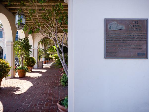 The Gardner Building at Malaga Cove Plaza