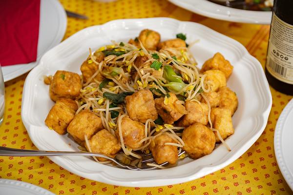 Jane's fried tofu