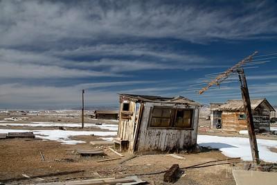 Ghostown Cisco, Utah