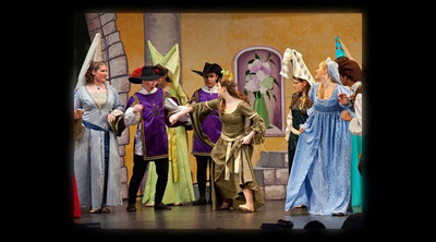 "Photoslideshow of the Glencoe High School Spring 2010 Play - ""Once Upon A Mattress"""