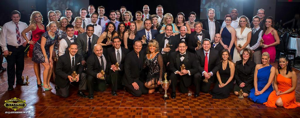 Jeff PetersenStudios Dancing with Our Stars Group2014