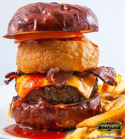 Jeff Petersen Studios Burger and Fries-40