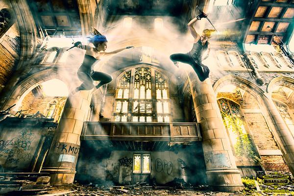 Jeff Petersen Studios CathedralRoyale24x36