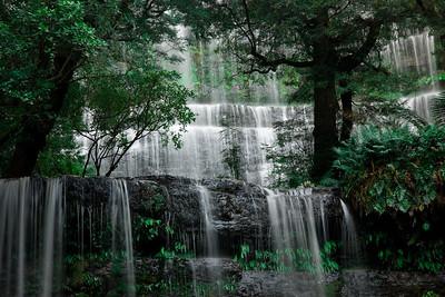 Russell Falls, Mt. Field
