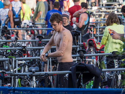 Bass Lake Yosemite Triathlon - 2016