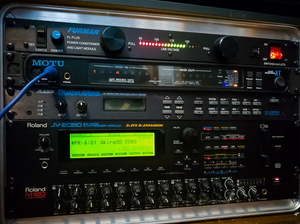 """The 2080 lives!  This is, by far, my favorite component in my MIDI studio without keys.  Same sound engine as my XP-30, but, thanks to the expansion slots, more room for new sounds (the 30 has room for the equivalent of 5 expansion boards, but 3 of which are built in...and duplicates of boards I have in the 2080).  Between my Roland keybaords (XP-30, JV-90) and my JV-2080, I still have room for 4 additional expansion boards.  I might be tempted to someday pick up an additional Orchestral II since it is nice to have double the polyphony to add fullness to such compositions, but shouldn't I use these slots to gain access to new samples and patches?  The latter is the only way to fully maximize the capabilities of such """"limited"""" hardware."""