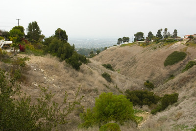 The canyons off of Montemalaga aren't very colorful