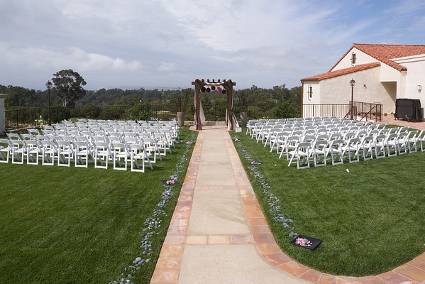 Our ceremony was held here, but the gazebo and seating location has changed