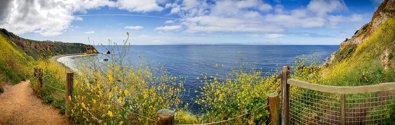 Toveemor Trail / Pelican Cove Panorama