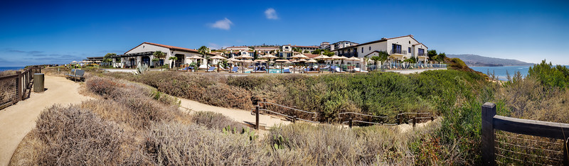 Terranea Resort Smartphone Panorama