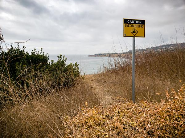 Southwest corner of Portuguese Point