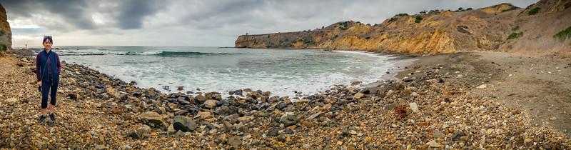 Sacred Cove Smartphone Panorama