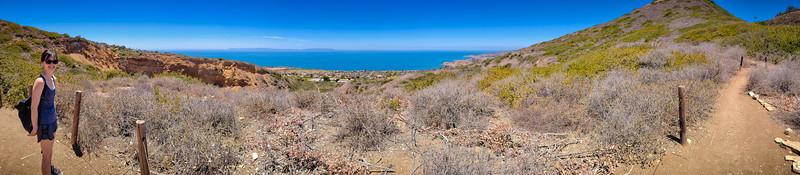 Forrestal Nature Reserve Smartphone Panorama