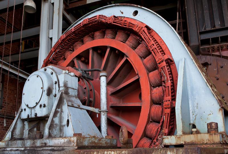 Chipper motor