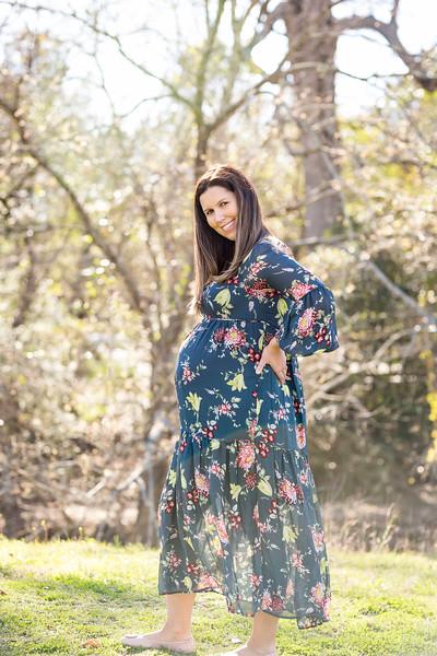 February 2021 Maternity Session Katy TX