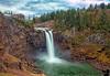 March 15, 2021 - Snoqualmie Falls