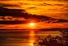 March 16, 2021 - Sunrise in Port Angeles, WA.<br /> <br /> taken by K, 'cause V and A were still sleeping !