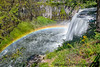 September 7, 2020 - Rainbow at Mesa Falls, idaho