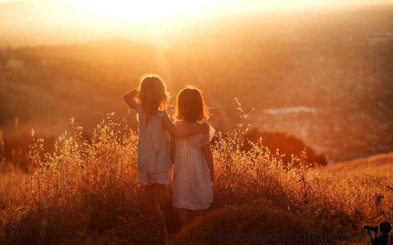 June 12, 2016 - Watching the sunset<br /> <br /> from Elena Shumilova's workshop, Los Gatos